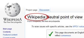 Wikipedia:Namespace - Wikipedia