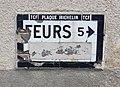 Poncins - Plaque Michelin direction Feurs.jpg