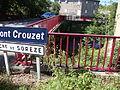 Pont Crouzet (Sorèze (Tarn, Fr) pont sur le Sor.JPG