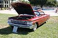 Pontiac Bonneville 1960 Sport Coupe LSideFront Lake Mirror Cassic 16Oct2010 (14690570438).jpg
