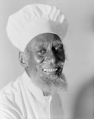 Leigh Whipper - Leigh Whipper as the Crab Man in Porgy (1927)