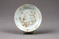Porslinstallrik gjord i Kina 1662-1722 - Hallwylska museet - 96158.tif