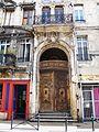 Porte de l'Hôtel Saint-François rue du Mirail.jpg