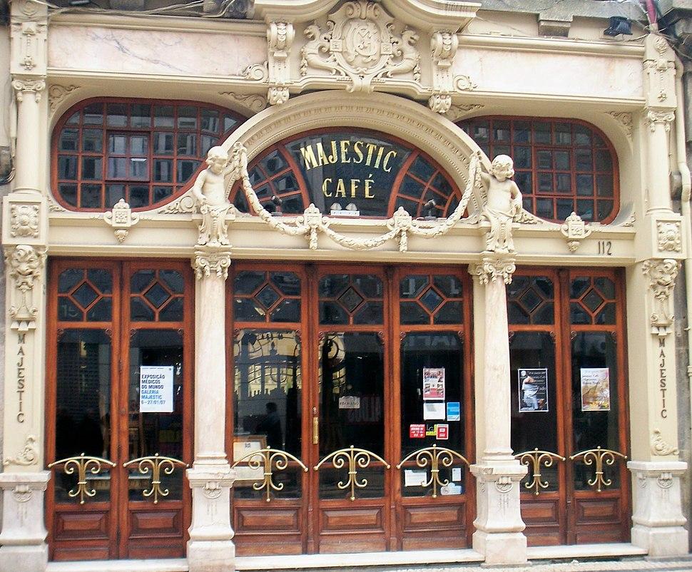 Porto Cafe Majestic