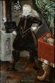 Porträtt. Carl Gustaf Wrangel som barn - Skoklosters slott - 39243.tif