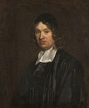 Benjamin Woodroffe - Portrait thought to be of Benjamin Woodroffe
