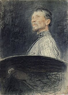 Portrait of Arkhipov by Repin.jpg