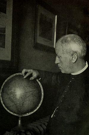 José María Algué - Portrait of José María Algué