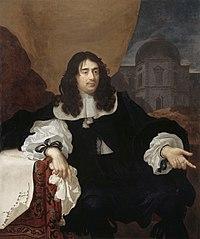 Portrait of a man with the Louvre – Les collections du château de Versailles.jpg