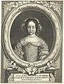 Portret van Anna Maria Luisa de Medici Portretten van de familie De' Medici (serietitel), RP-P-1911-761.jpg