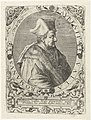 Portret van Lorenzo Valla Laurentius Valla (titel op object), RP-P-1909-4359.jpg