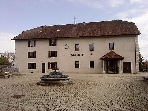 Photo de la ville Prévessin-Moëns