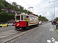 Průvod tramvají 2015, 01c - tramvaj 351.jpg
