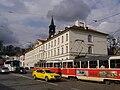 Praha, Malá Strana, Klárov, ústav 01.jpg