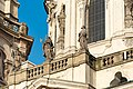 Praha 1, Malostranské náměstí 2-25, 556-29, Klášter jezuitský, s kostelem sv. Mikuláše a zvonicí 20170810 005.jpg
