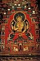 Prajnaparamita. Wall painting, Tholing monastery, Western Tibet, 2nd half of the 15th century.jpg