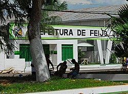 City Hall of Feijó
