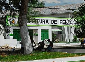 Feijó, Acre - City Hall of Feijó