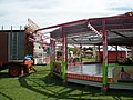 Preparations for the Bank holiday funfair - geograph.org.uk - 1280805.jpg