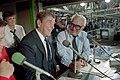 President Ronald Reagan and Harry Caray.jpg