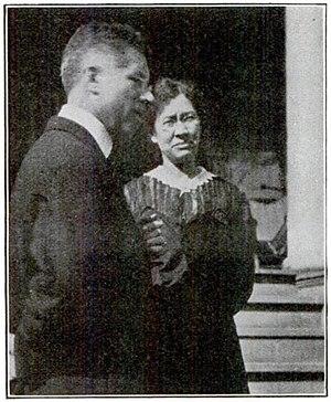 John Hope (educator) - John and Lugenia Burns Hope