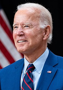 President of the United States Joe Biden 2021 cropped.jpg