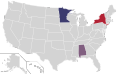 Presidential Candidate Home State Locator Map, 1968 (United States of America).png
