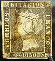 Primer sello de España.JPG