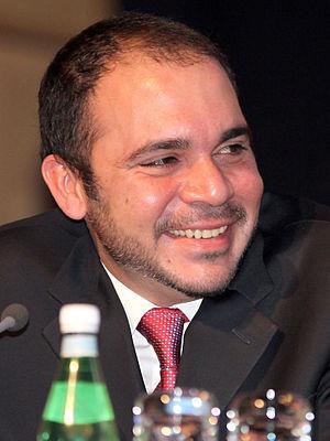 Prince Ali bin Hussein - Prince Ali in 2012