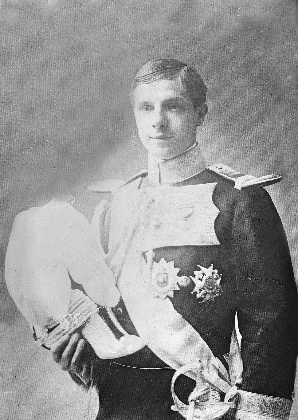 Prince Luis Fernando d%27Orleans