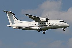 Dornier 328-100 der Private Wings