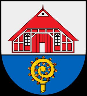 Probstei - Image: Probstei Amt Wappen