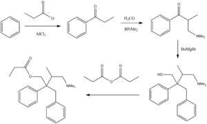 Levopropoxyphene