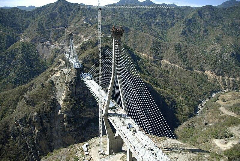 [组图] 墨西哥巴洛特桥 世界最高斜拉桥(20P) - 路人@行者 - 路人@行者
