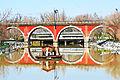 Puente de los Franceses sobre el río Manzanares de Madrid (15372572466).jpg