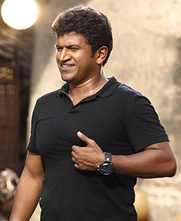 Puneeth Rajkumar Indian actor