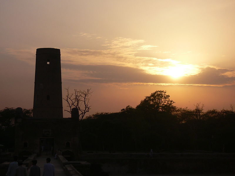 Punjab sunset.JPG
