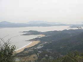 Putuoshan mountaintop.JPG