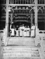 Puyi, Runqi, and Wanrong in the Forbidden City.png
