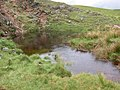 Pwll Byfre in wet conditions - geograph.org.uk - 1344046.jpg
