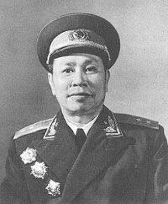 Qiu Huizuo - Qiu Huizuo in 1955