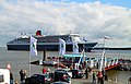 Queen Mary 2 at Stadersand, 13 May 2012 - 4.jpg