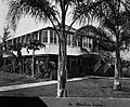 Queenslander home set in a tropical garden at Atherton, Queensland, 1929 (8675643767).jpg