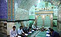 Qur'an reading, Hilal ibn Ali Mosque, Ramadan 1438 AH 18.jpg