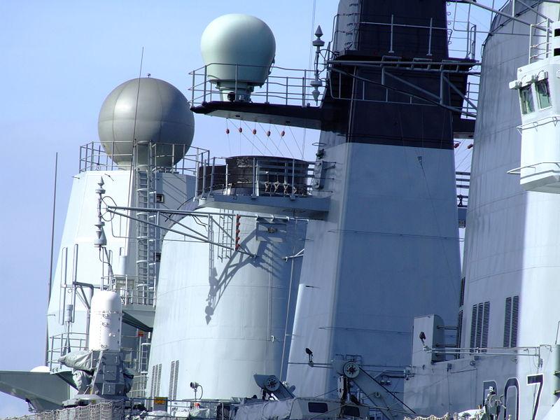 File:R07 HMS Ark Royal p6 IJ harbour, Port of Amsterdam.JPG