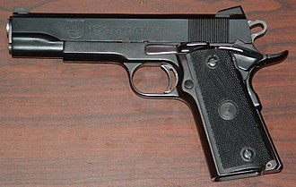 Rock Island Armory 1911 series - RIA Tactical pistol (discontinued model)