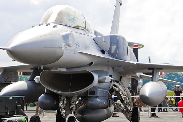 Colombia solicit...F 16 Colombie