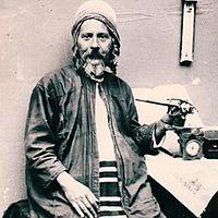 Rabbi Yihya Qafih of Sana'a, Yemen.jpg