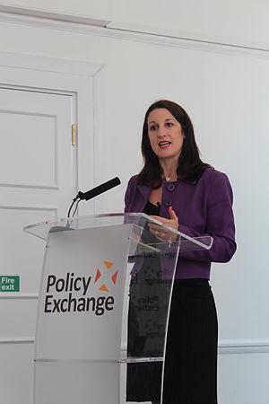 Rachel Reeves - Reeves speaking in 2012