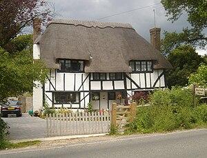 Tinsley Green, West Sussex - Radford Farmhouse